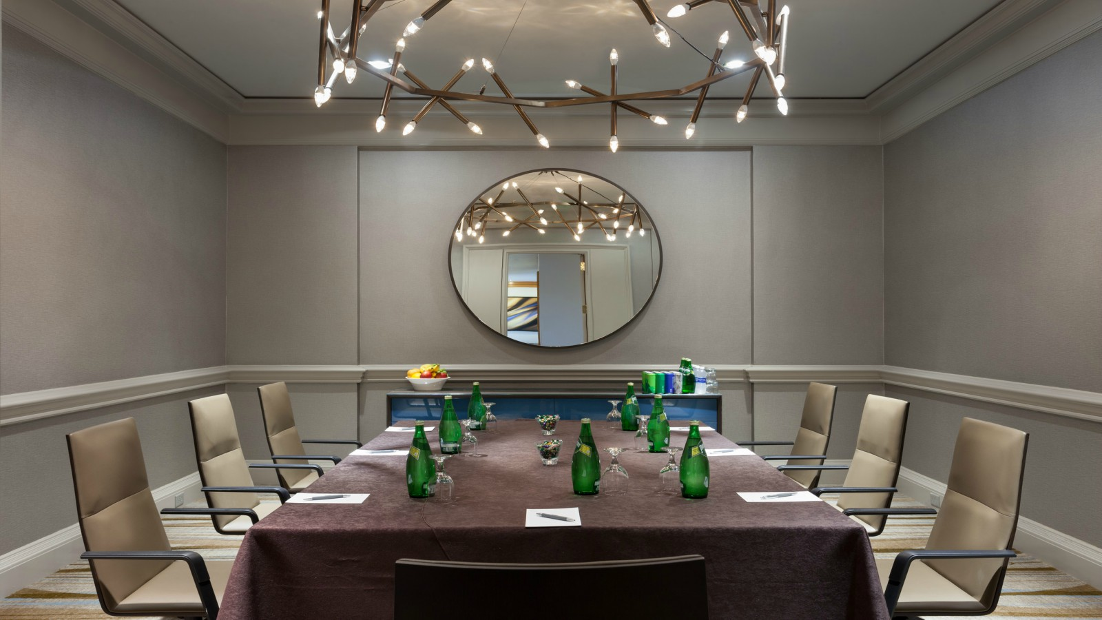 Revitalized Private Gathering Space | The Westin Tampa Waterside